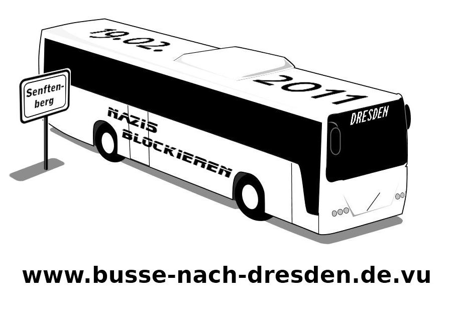 Ab nach Dresden!